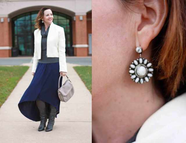 statement-earrings-and-maxi-dress