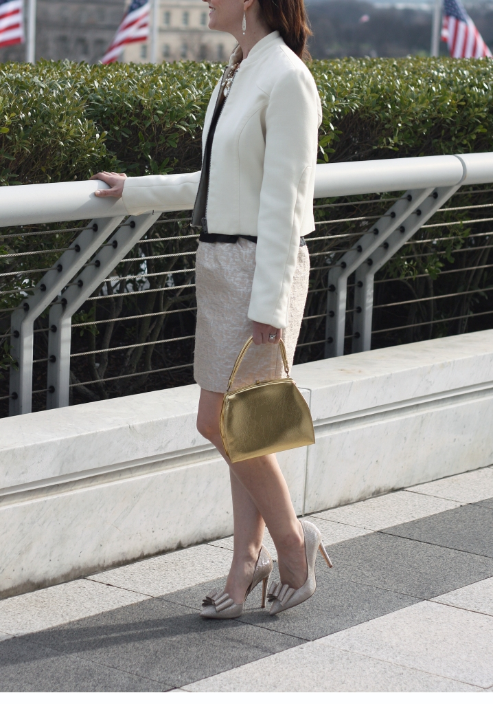 gold-purse-and-gold-shoes