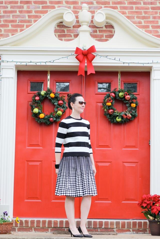 stripes-polka-dots