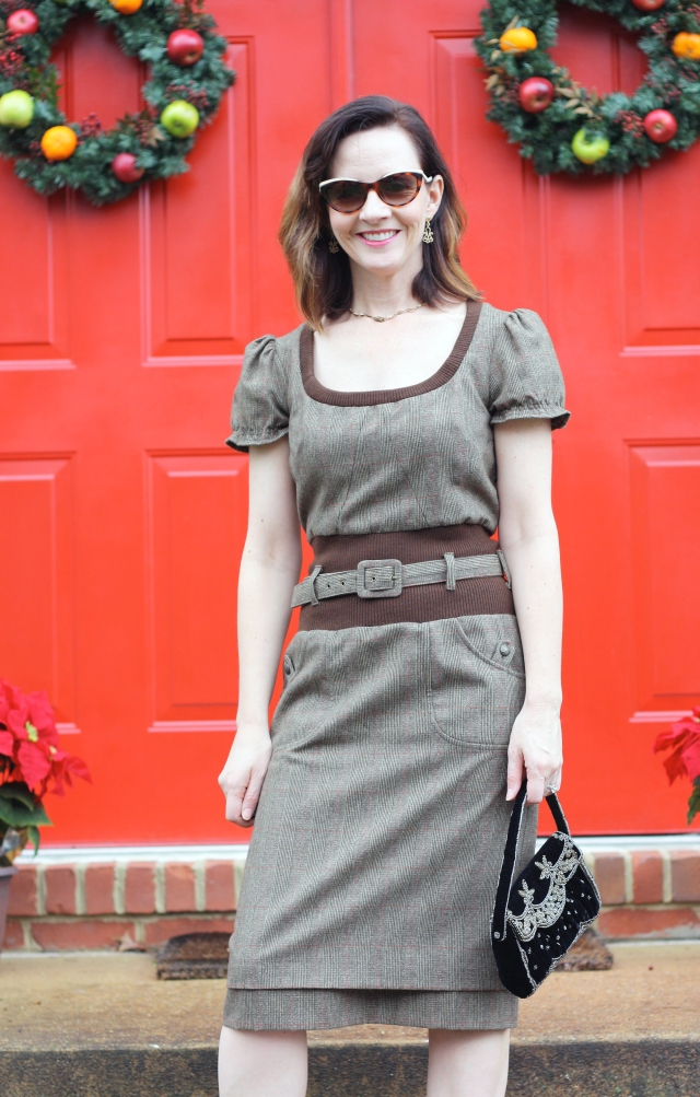 tweed-dress