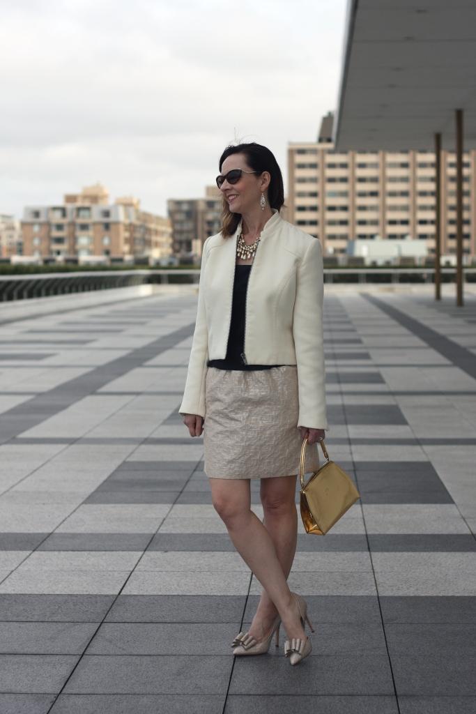 white-military-jacket