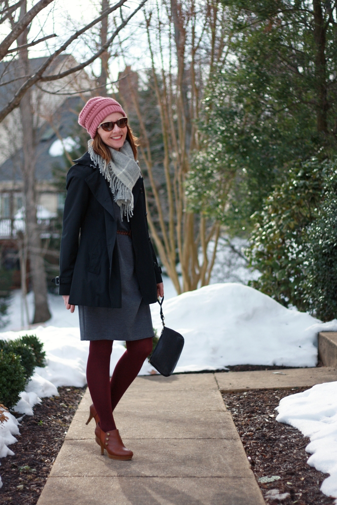 trench-coat-and fringe-scarf