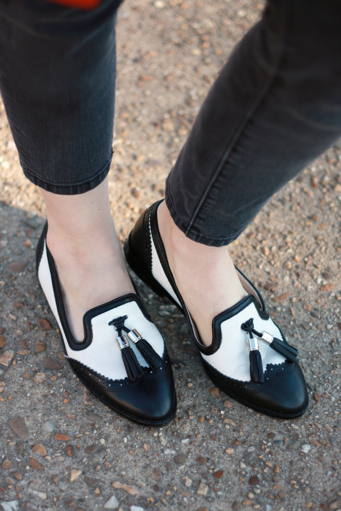 black-and-white-loafers