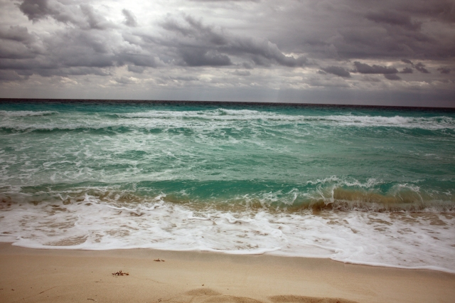 stormy-beach