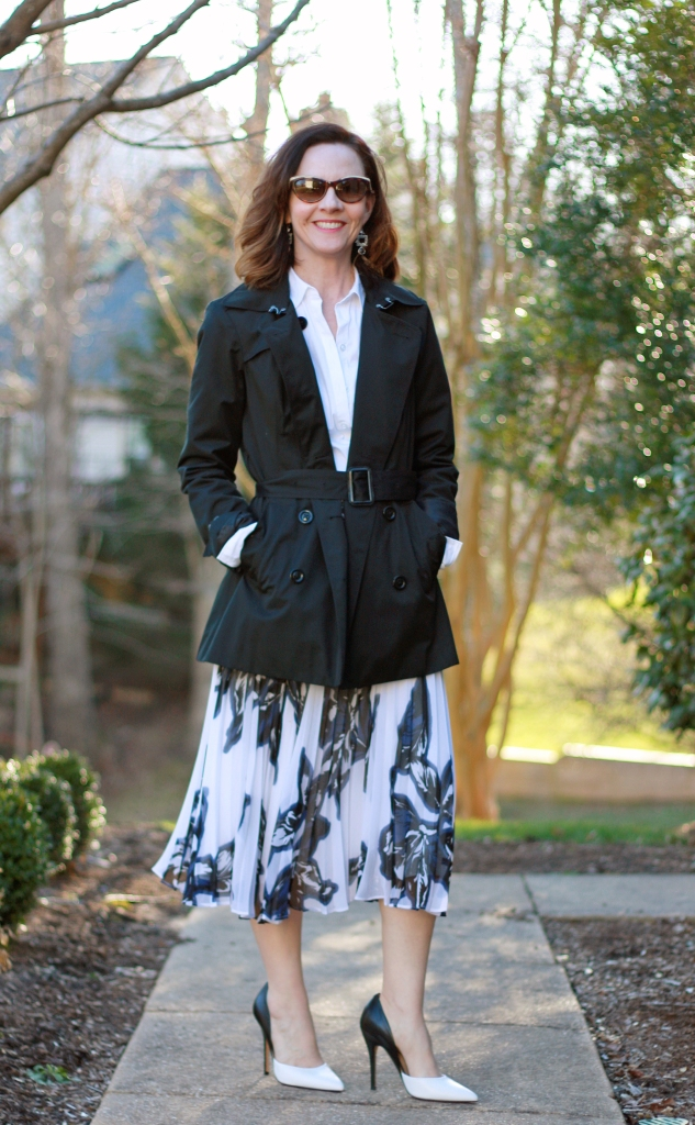 trench-and-midi-skirt