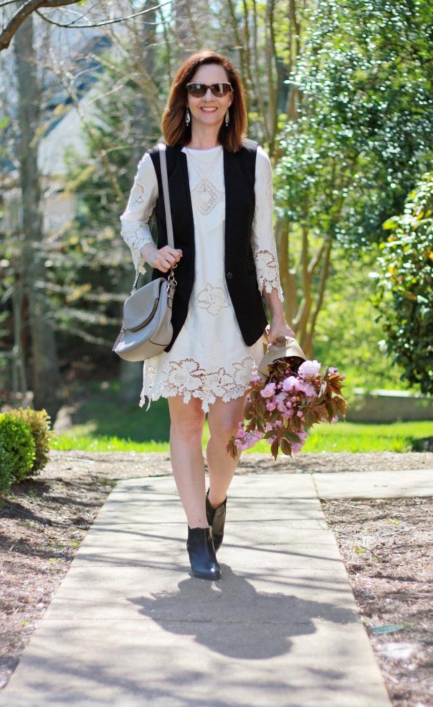 lace-dress-and-long-vest