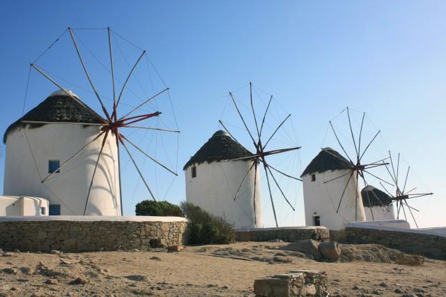 myokonos-windmills