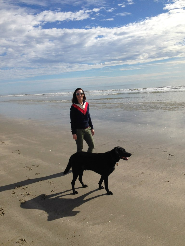 kiawah-island-with-dog